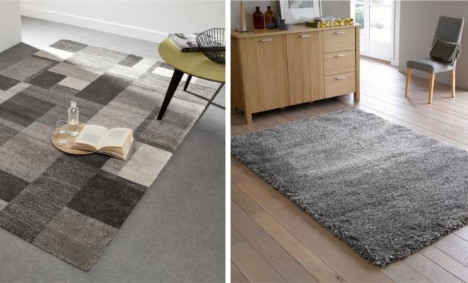 salon gris anthracite et beige avec des id es int ressantes pour la conception de. Black Bedroom Furniture Sets. Home Design Ideas